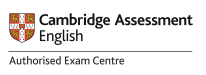 Logo Centro Exames de Cambridge